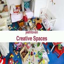 Jeehtoven: Creative Spaces, CD