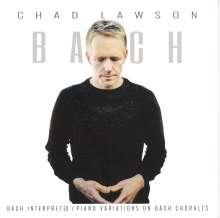 Chad Lawson - Bach, CD