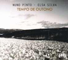 Nuno Pinto - Tempo de Outono, CD