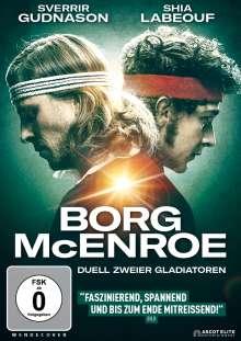 Borg/McEnroe, DVD