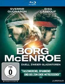Borg/McEnroe (Blu-ray), Blu-ray Disc