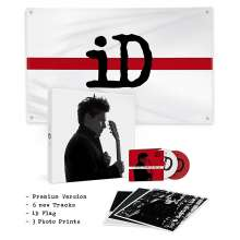 Michael Patrick Kelly: iD (Extended-Version) (Limited-Edition), 2 CDs