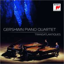 Gershwin Piano Quartet - Transatlantiques, CD