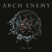 Arch Enemy: 1996 - 2017 (Limited-Handnumbered-Edition) (180g), 12 LPs