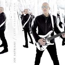 Joe Satriani: What Happens Next, CD
