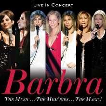 Barbra Streisand: The Music... The Mem'ries... The Magic!, CD