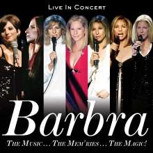 Barbra Streisand: The Music... The Mem'ries... The Magic! (Deluxe-Edition), 2 CDs