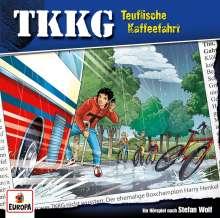 TKKG (Folge 205) - Teuflische Kaffeefahrt, CD