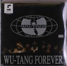 Wu-Tang Clan: Wu-Tang Forever, 4 LPs