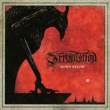 Tribulation: Down Below, CD