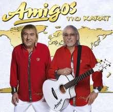Die Amigos: 110 Karat, CD