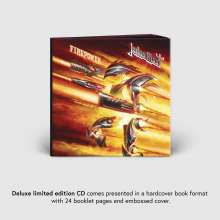 Judas Priest: Firepower (Deluxe-Edition), CD