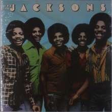 The Jacksons (aka Jackson 5): The Jacksons, LP