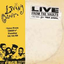 Living Colour: Live From CBGB's Tuesday, 2 LPs