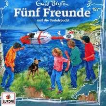 Fünf Freunde (127) - und die Teufelsbucht, CD