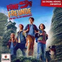 Fünf Freunde und das Tal der Dinosaurier, CD