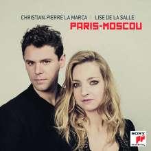 Christian-Pierre La Marca & Lise de la Salle - Paris-Moscou, CD