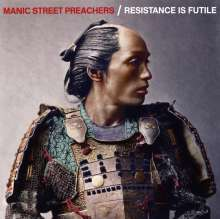 Manic Street Preachers: Resistance Is Futile, CD