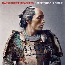 Manic Street Preachers: Resistance Is Futile (180g) (Limited-Edition), LP