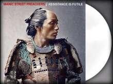 Manic Street Preachers: Resistance Is Futile (180g) (Limited-Edition) (White Vinyl), 2 LPs