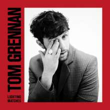 Tom Grennan: Lighting Matches (Red Vinyl), LP