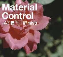 Glassjaw: Material Control, NY 1993, CD
