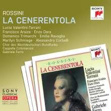 Gioacchino Rossini (1792-1868): La Cenerentola, 2 CDs