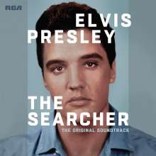 Filmmusik: Elvis Presley: The Searcher (The Original Soundtrack), CD