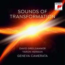 David Greilsammer - Sounds of Transformation, CD