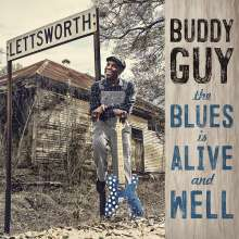 Buddy Guy: The Blues Is Alive And Well, 2 LPs