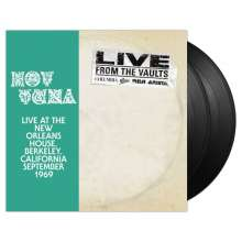 Hot Tuna: Live At The New Orleans House, Berkeley, California September 1969, 2 LPs
