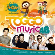 Toggo Music 48, CD