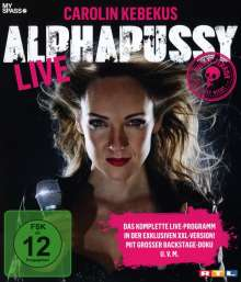 Carolin Kebekus - AlphaPussy (Blu-ray), Blu-ray Disc
