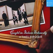 Caught in Italian Virtuosity, CD