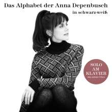 Anna Depenbusch: Das Alphabet der Anna Depenbusch in Schwarz - Weiß, CD
