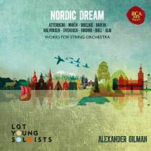 LGT Young Soloists - Nordic Dream, CD