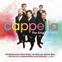 The King's Singers - Cappella, 2 CDs