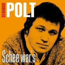 Gerhard Polt: Schee war's, CD