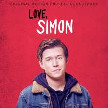 Filmmusik: Love, Simon (Original Motion Picture Soundtrack), CD
