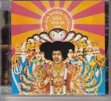 Jimi Hendrix: Axis: Bold As Love (Hybrid-SACD), SACD