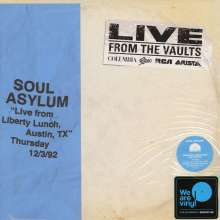 Soul Asylum: Live From Liberty Lunch, Austin, TX, December 3, 1992, 2 LPs
