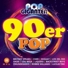 Pop Giganten: 90er Pop, 2 CDs