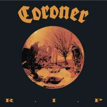 Coroner: R.I.P. (remastered), LP