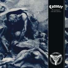 Coroner: Punishment for Decadence, CD