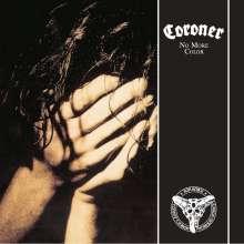 Coroner: No More Color, CD