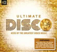 Ultimate... Disco, 4 CDs