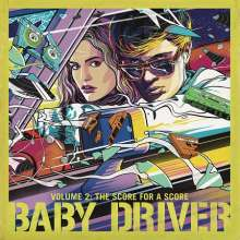 Baby Driver Volume 2: The Score For A Score, LP