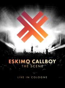 Eskimo Callboy: The Scene: Live in Cologne 2017, 3 CDs