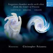 Forgotten Chamber Works with Oboe from the Court of Prussia, CD