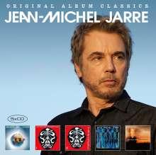 Jean Michel Jarre: Original Album Classics Vol. 2, 5 CDs